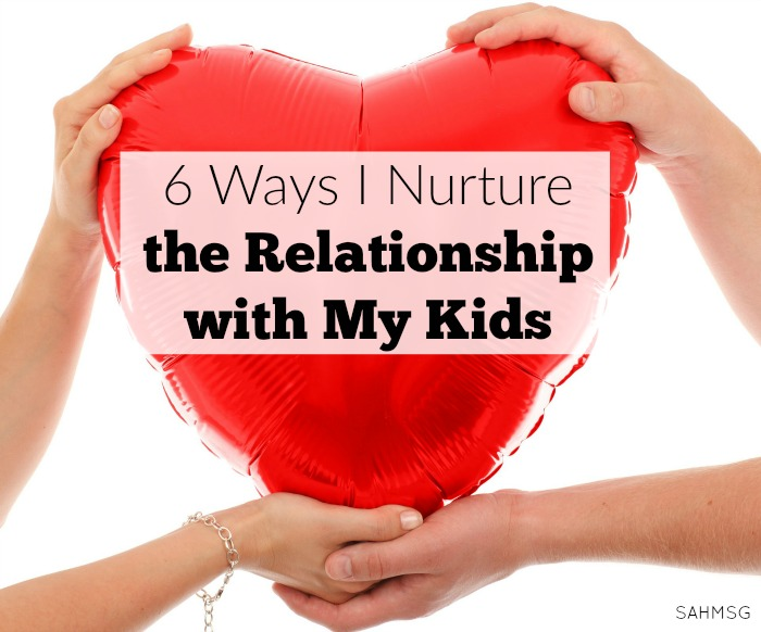 Feeling stuck in disciplining your children and want to enjoy them more? Nurture your relationship with your kids in simple ways to grow your bond.