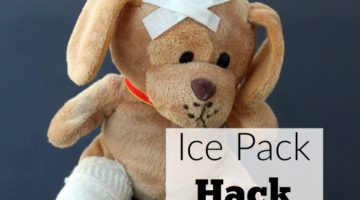 DIY Ice Pack Hack