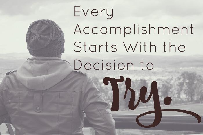 accomplishment quote