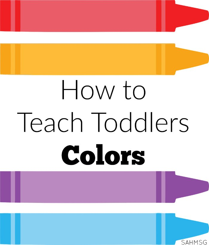 toddler lesson plans for learning colors are a simple way to teach toddlers colors with easy - Color For Toddlers