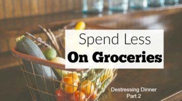 Spend Less on Groceries