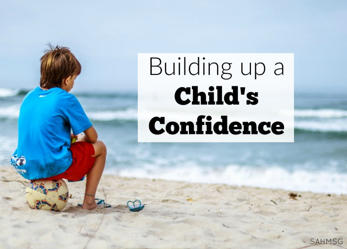 Building up a child's confidence is complicated, unless we follow some simple suggestions for keeping our children's buckets full as they grow.