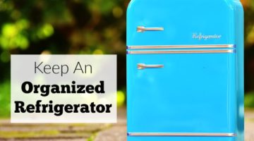 Keep an Organized Refrigerator
