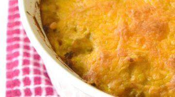 Pumpkin Turkey Mac and Cheese