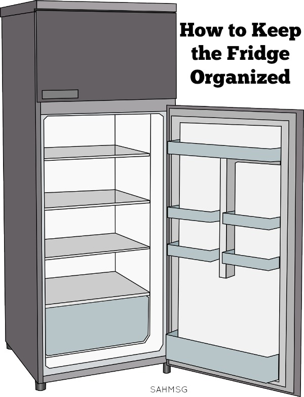 Welcome to Homemaking Tips Tuesdays where contributing writers share helpful homemaking tips so you can feel more successful caring for your home and family. This week: Hoe to keep an organized refrigerator.
