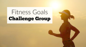 Set your fitness goals and join our challenge and support group for encouragement in meeting your new year's resolutions this year!