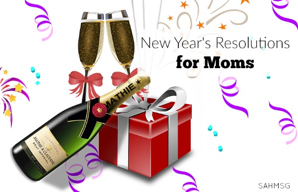 Setting new year's resolutions for moms can seem silly, but it is not. You are growing and changing every year-just like everyone else. Motherhood does not take from who you are, it gives you more. Make some resolutions for the year ahead with these ideas.