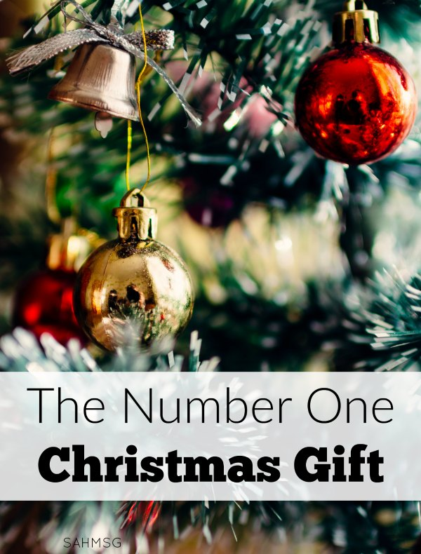 What is the number one Christmas gift this year? It just may be the best Christmas gift to give someone every year.