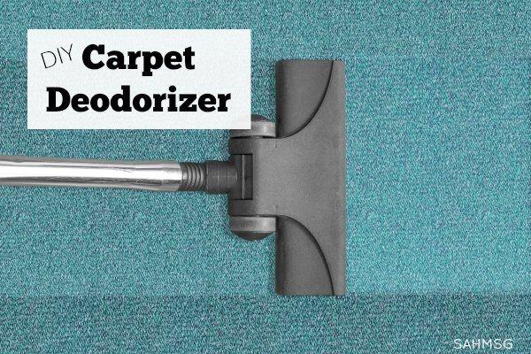 Diy Carpet Deodorizer The Stay At Home Mom Survival Guide