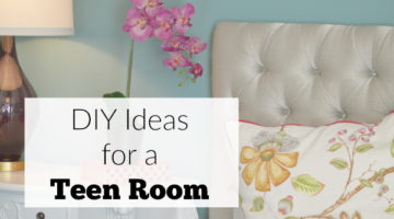 DIY Ideas for Teen Rooms