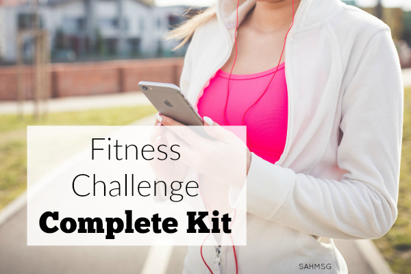 60-days of workouts, fitness tips, nutrition info PLUS 9 weeks of meal plans and it's all packaged together in a Fitness Challenge Complete Kit for you to use with your own challenge group!
