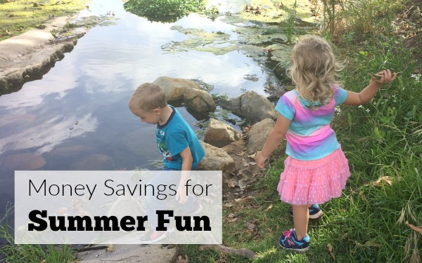 Have days of summer fun for less. Save money with these tips and coupons to enjoy the days of Summer with fun and inexpensivev activities for the whole family.