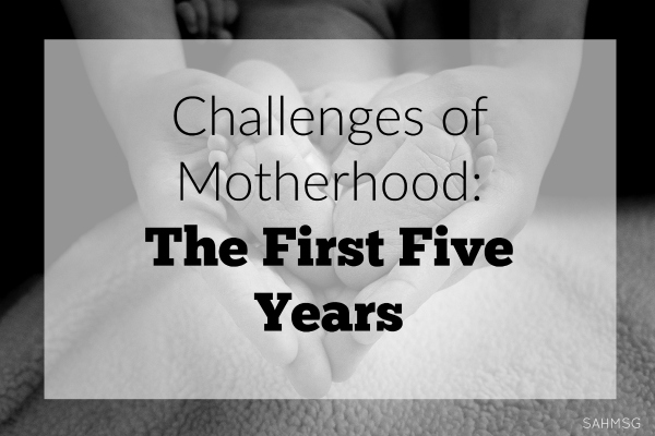 15 challenges of motherhood that you will experience during the beginning years of your motherhood journey. Embrace the journey.