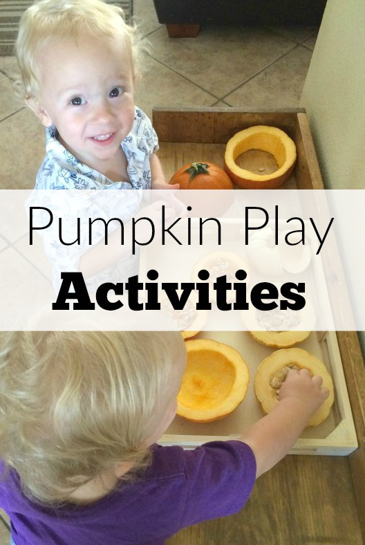 Fall is pumpkinn time! Toddler pumpkin activities help kids get hands-on learning experiences that are safe and fun. Includes Preschool pumpkin activities too.