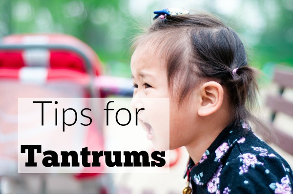Tantrums stressing you out? These tips will help.