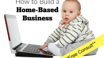 How to Build a Home-Based Business