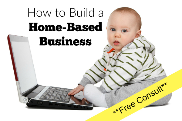 How To Build A Home Based Business The Stay At Home Mom