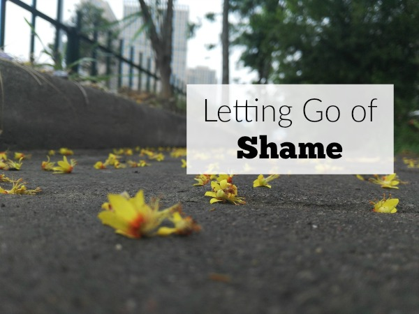 Living a lie just wears you down. But, how can you let go of shame that keeps your truth hidden?