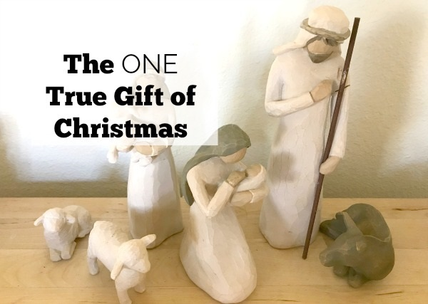 My journey today as a Mom, is filled with trial and concerns, yet I will not fret. I feel that my greatest Christmas gift I can give to my children is the story of Jesus. He is our love story after all.