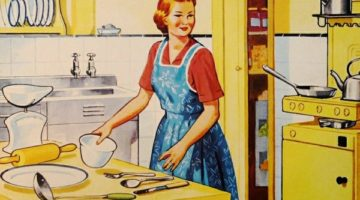 No One is a Perfect Homemaker