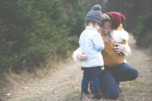 Finding peace in the busy seasons of motherhood is not easy. Focusing on a few facts and taking this one action will help.