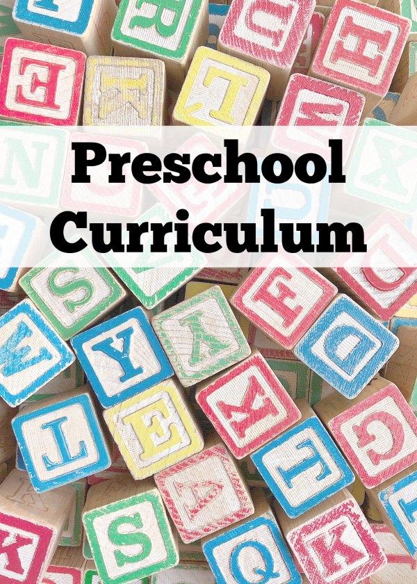 Preschool curriculum, activities for preschool, online learning tips for preschoolers and homeschool preschool ideas.