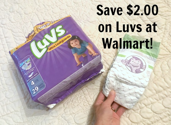 The best mom advice from the Moms Share Series plus save on Luvs diapers at Walmart with brandSaver coupon in Sunday paper.
