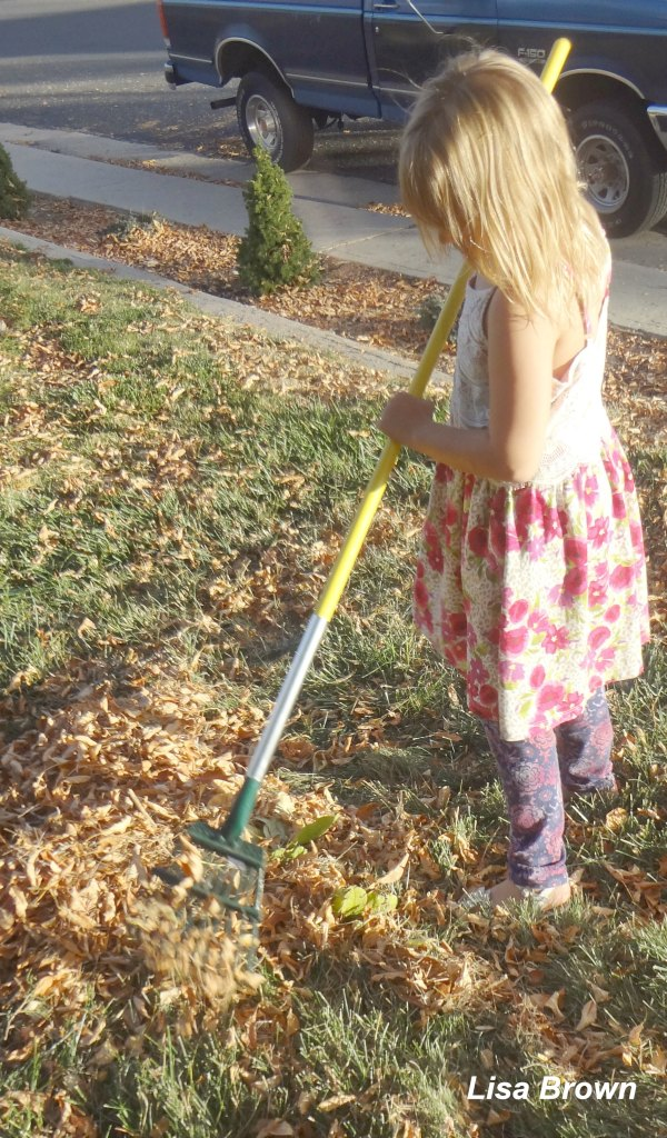 Traditional Fall family activities for kids.