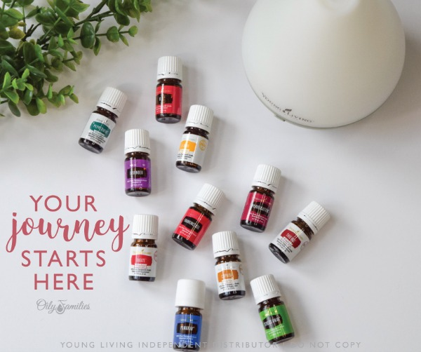Essential Oil Starter kit from Young Living