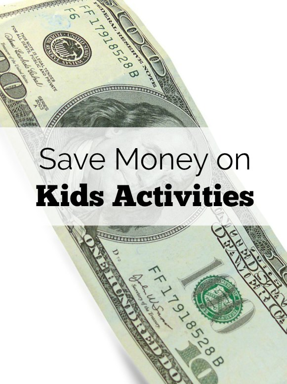 Save money on kids activities with these 5 tips. There is no need to go over budget to spend time with our kids.