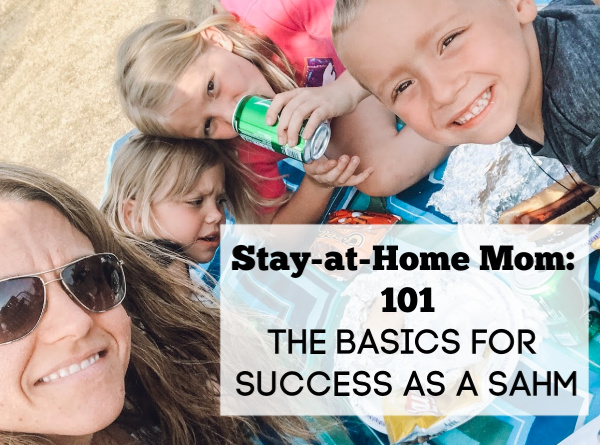 Stay-at-Home Mom: 101 The basics you need to succeed as a stay-at-home  mom.