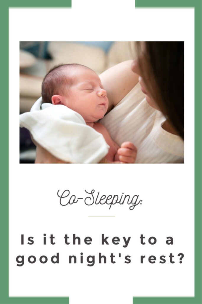 Is co-sleeping the key to a good night's rest?