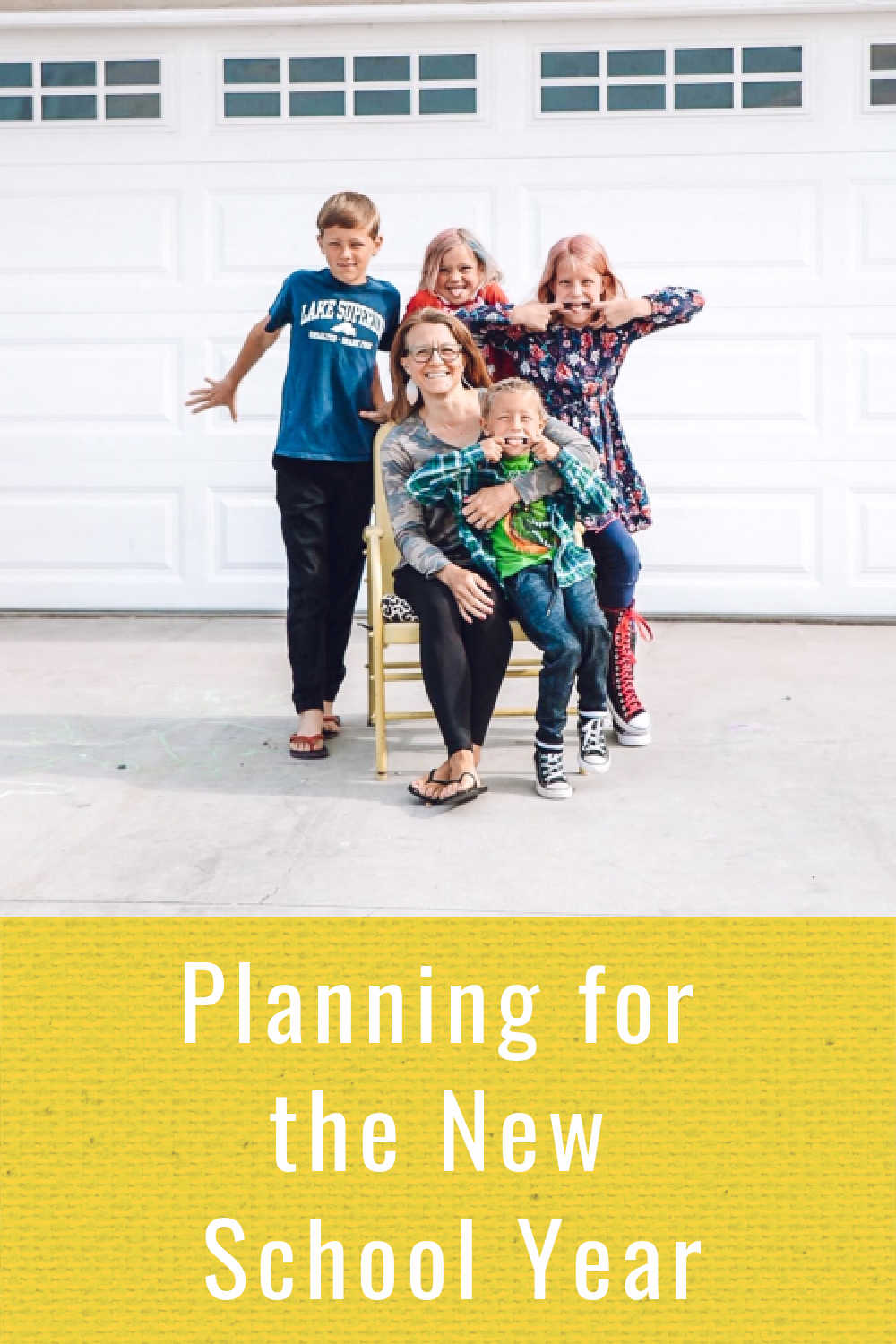 Planning for the new school year (covid or not) means balance and flexibility are the keys. These 5 tips helped me stay positive about the new school year for my kids.