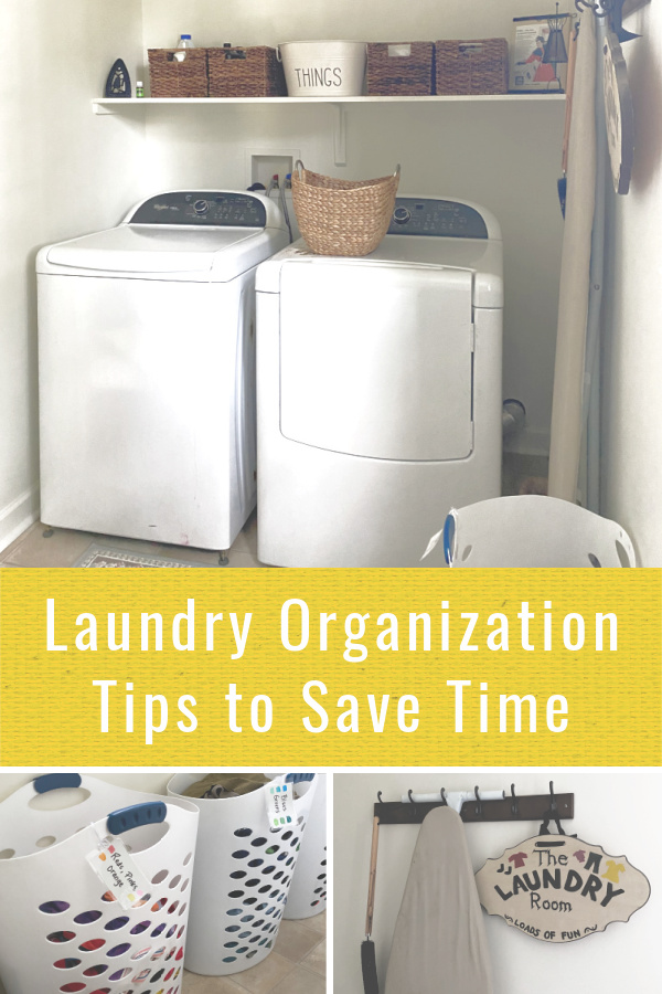 All the time I was putting in to folding the kids' clothes was going to waste. I changed my laundry system and these laundry organization tips to save time have made all the difference for me. They are teaching my kids to be more responsible too.