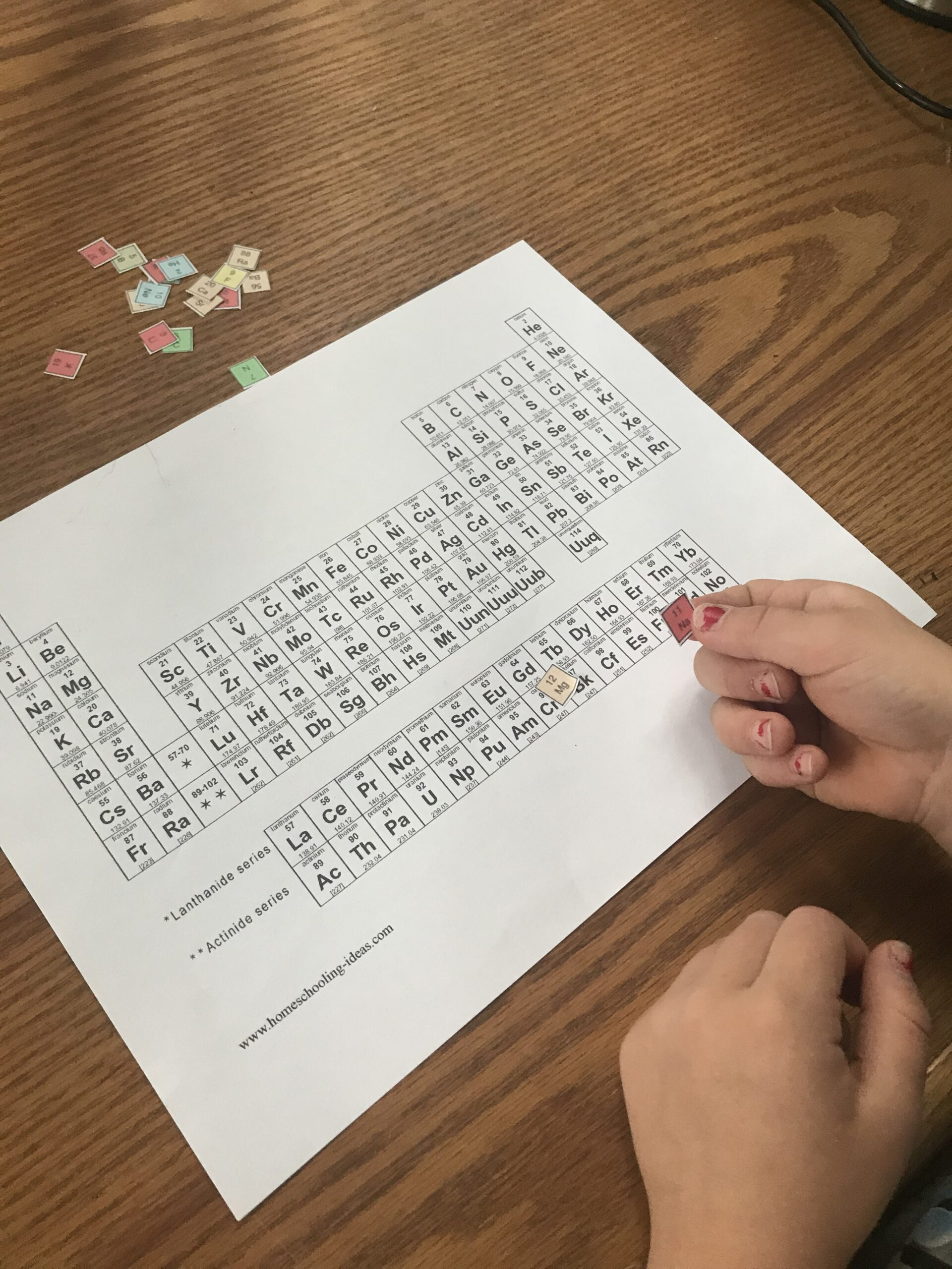 Chemistry activities for kids: multi-age learning unit on chemistry. Perfect for science enrichment or homeschool chemistry unit.