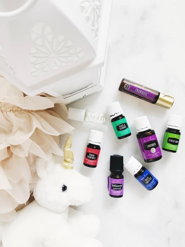Simple steps to a natural lifestyle with Young Living.
