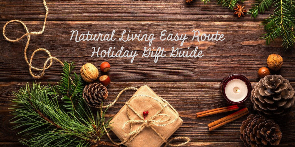 Gifts for the naturally minded mom, woman or friend. Natural living gift guide has ideas for every budget.