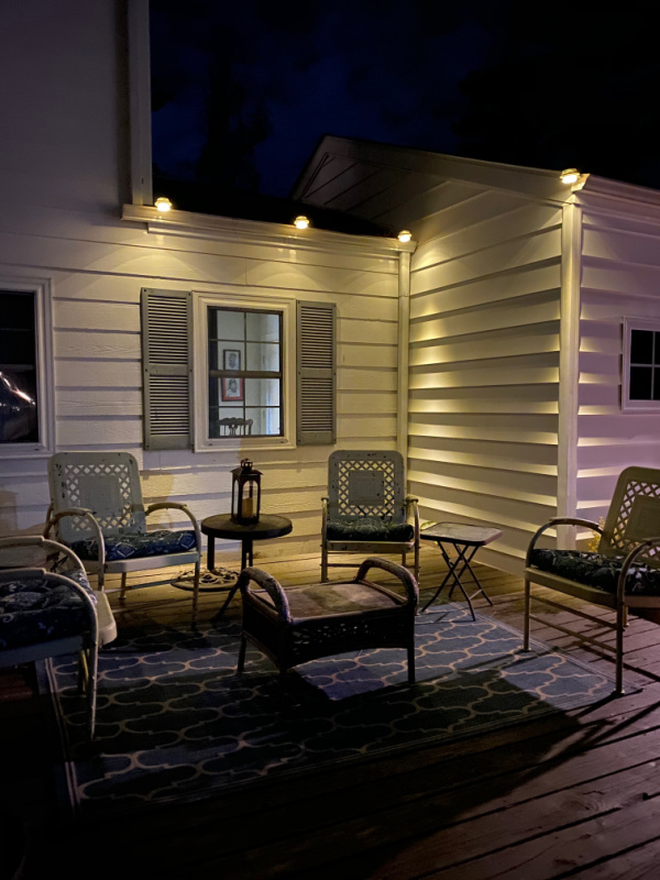 Outdoor solar garden lights from Brightology are one way to make your home a haven as we all stay at home more.