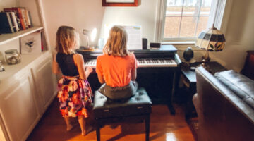 Virtual music lessons for kids with South Pasadena Music Arts Academy.