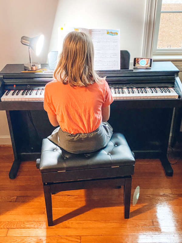 Learn to play piano online with virtual music lessons for kids and adults. On sale this week.