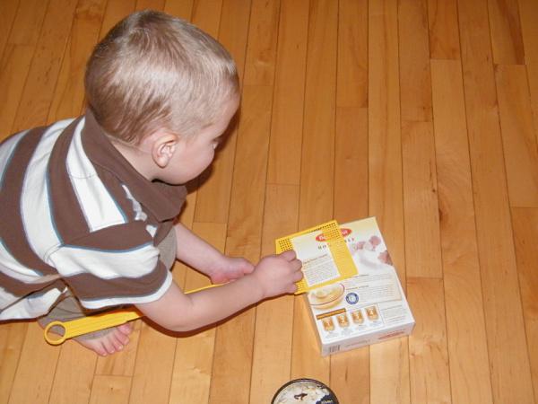 Preschool at home word find DIY Dollar Store activity idea.