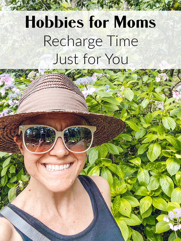 This is a great list of hobbies for moms to do to recharge and get some time to themselves.