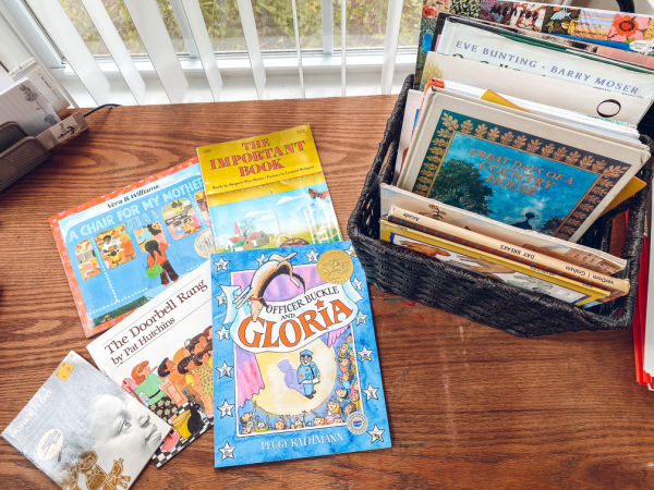 Children's Literature as a way to teach kids to love writing.