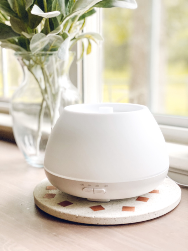 Eliminate the stink from stinky boys at home with the Homasy essential oil diffuser.