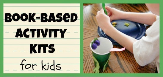 Hands-on activities for preschool through second grade with Ivy Kids book-based activity kits for kids.
