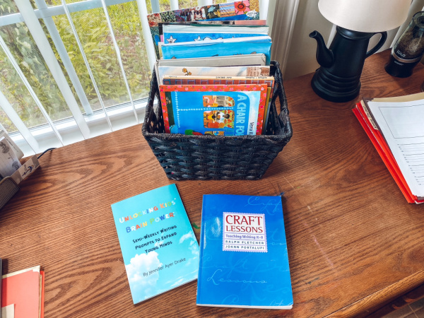 Teaching writing to kids with this writing curriculum for homeschool or summer enrichment.
