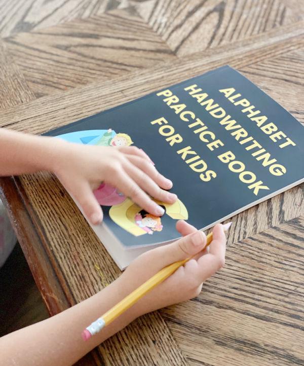 Handwriting practice activities for school age kids.