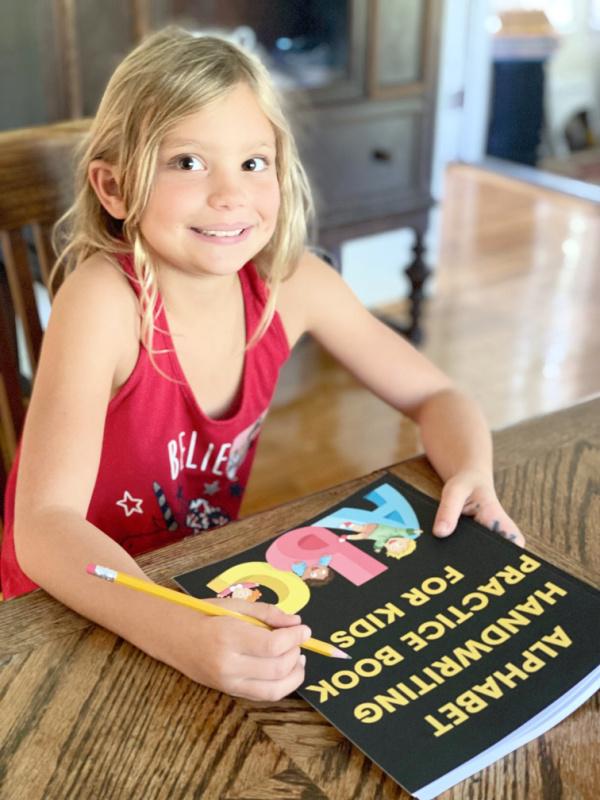 Handwriting activities for kids to make handwriting practice fun.